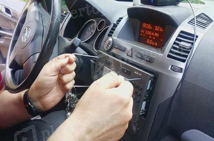 Autoradio Réparation