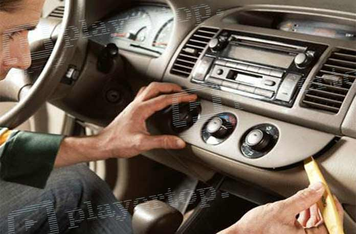 Réparation Auto radio