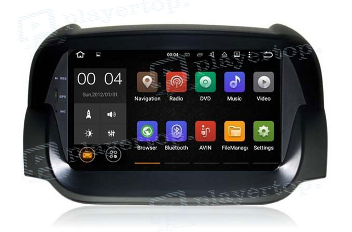 Android 5.1 autoradio-1