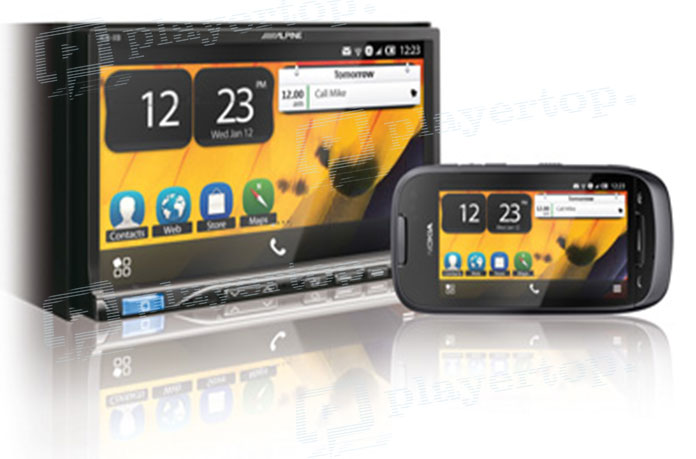 Android mirrorlink autoradio-1