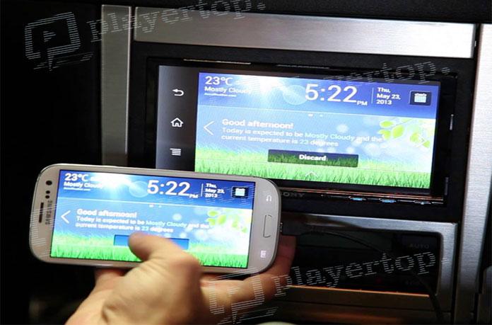 pourquoi doit on utiliser android mirrorlink autoradio. Black Bedroom Furniture Sets. Home Design Ideas