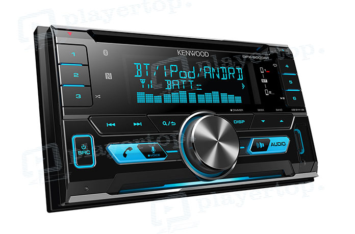 Autoradio Bluetooth pas cher-3