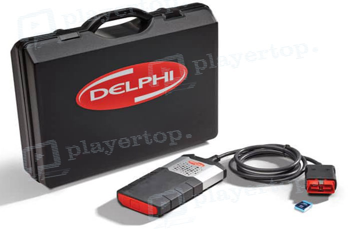Outil diagnostic auto Delphi