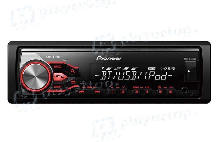pioneer autoradio bluetooth avis sur les mod les mvh. Black Bedroom Furniture Sets. Home Design Ideas
