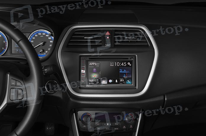 pioneer autoradio bluetooth avis sur les mod les mvh s100ui et avic f860bt. Black Bedroom Furniture Sets. Home Design Ideas
