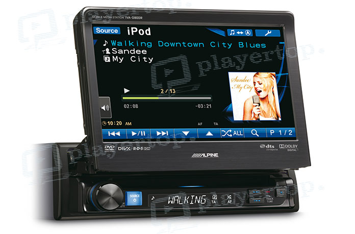 Autoradio Bluetooth Alpine