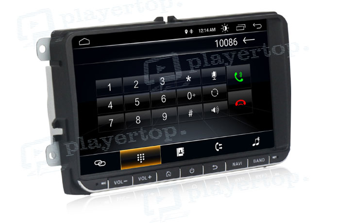 Autoradio GPS Jeep Grand Cherokee 2007