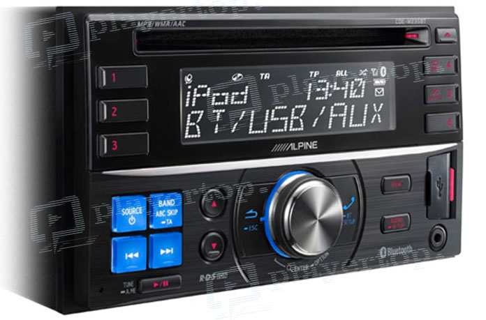 Bluetooth autoradio-2