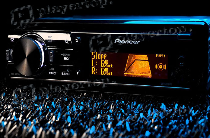 Meilleur autoradio simple DIN-1