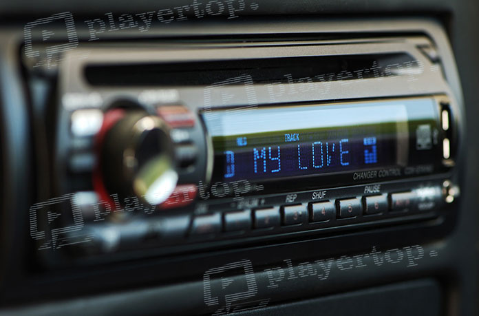 Meilleur autoradio simple DIN-2