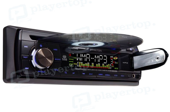 Radio CD MP3 Bluetooth-2