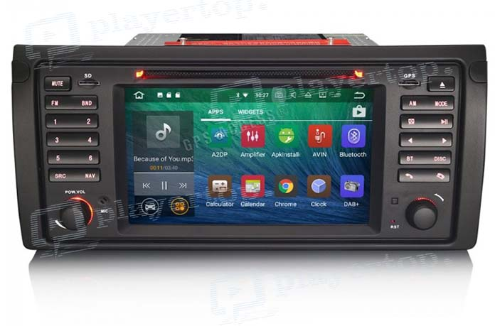 autoradio compatible Android