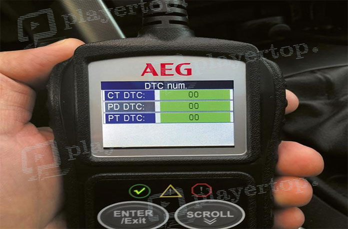 outil diagnostic auto aeg-2