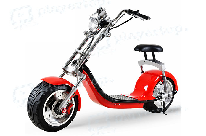scooter electrique chopper