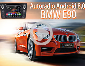 Video Autoradio BMW E90 Player Top