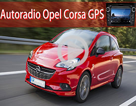 Utilisation: Autoradio Android Opel Corsa avec GPS Player-top.fr