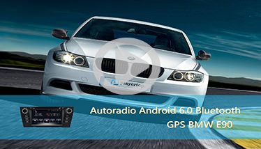 Autoradio GPS BMW E90 Android 6.0