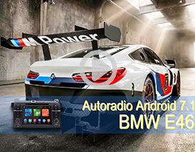 Video Autoradio BMW E46 Player Top