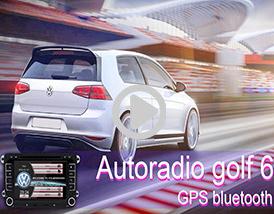 Utilisation: Autoradio Android golf 6 avec GPS Player-top.fr