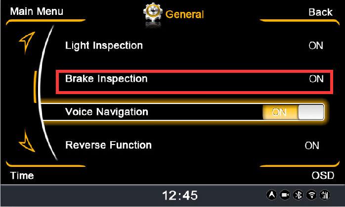 Comment supprimer le message de sécurité sur l'écran de l'autoradio