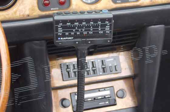 autoradio avec telecommande