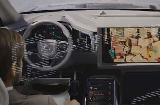 autoradio video