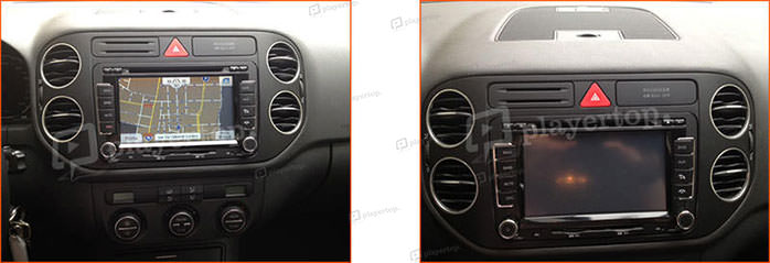 branchement autoradio gps volkswagen golf plus 2006 2011