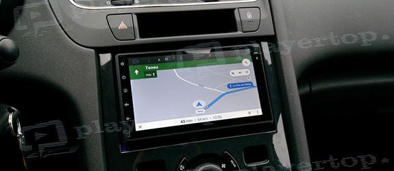 autoradio gps android pas cher cam ra radar de recul player top. Black Bedroom Furniture Sets. Home Design Ideas